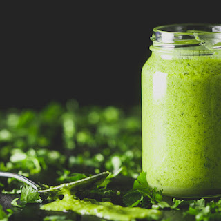 Green Thai Curry Salad Dressing