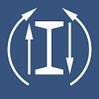 Static beam icon