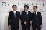 中日韓峰會 聚焦朝鮮半島及自由貿易