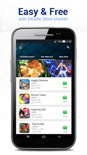 Mobiles Store App Market 2015