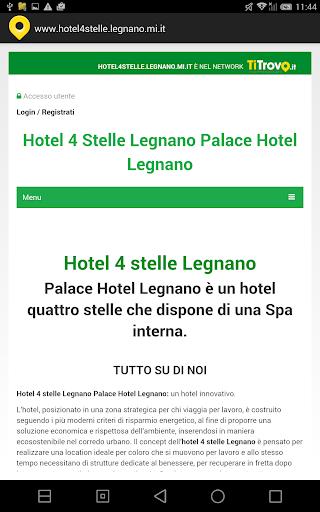 Hotel 4 stelle Legnano Mi