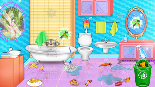 Repair Modern House: Cleaning & Fix it Game 0.2 screenshots 12