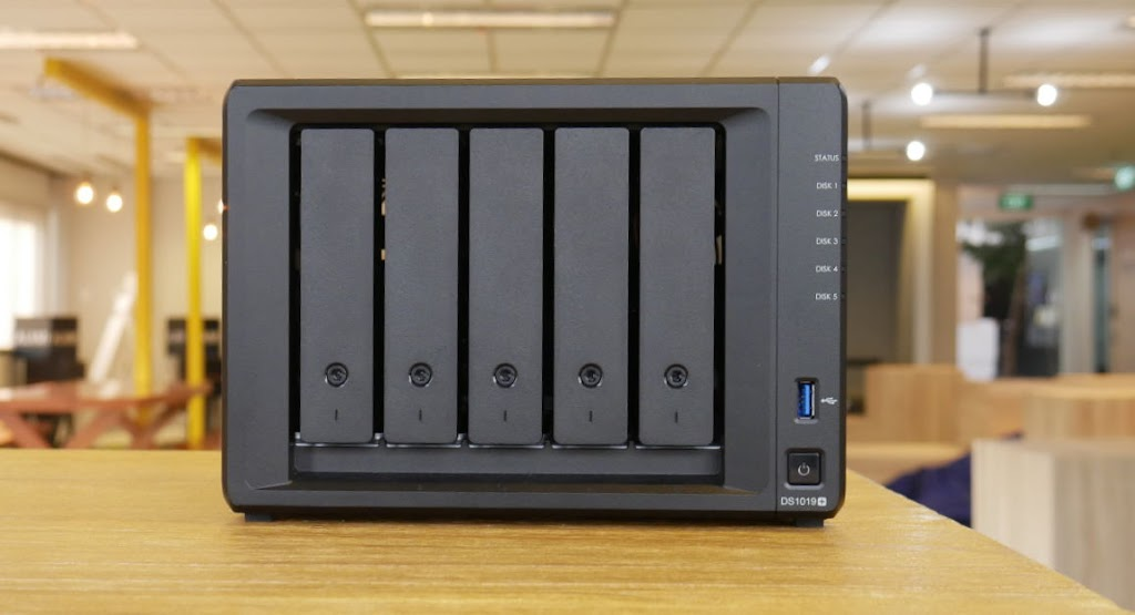 Synology NASD DS1019 Disk Station