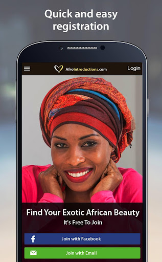 AfroIntroductions - African Dating App 3.1.6.2440 screenshots 1