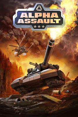 Alpha Assault - Tank Warfare - screenshot