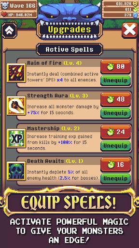 Epic Monster TD - RPG Tower Defense screenshots 24