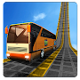 Bus Impossible Tracks Stunt Racing 3D Coach Driver APK icon
