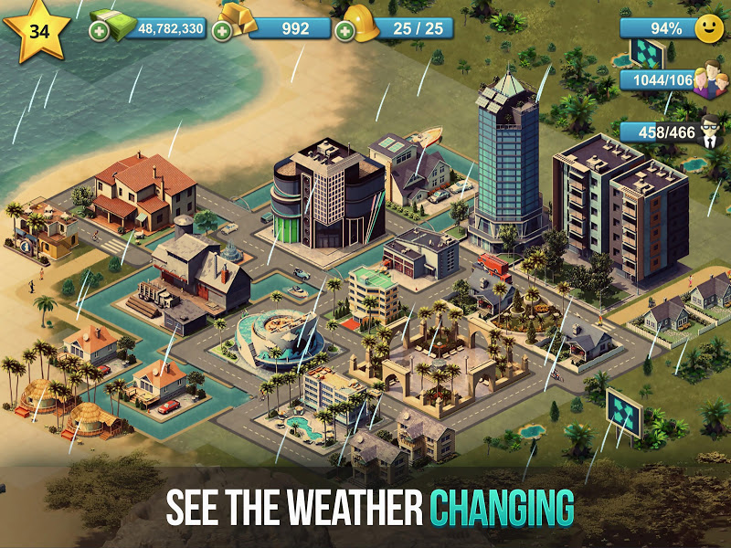 City Island 4- Simulation Town: Expand the Skyline Screenshot 11