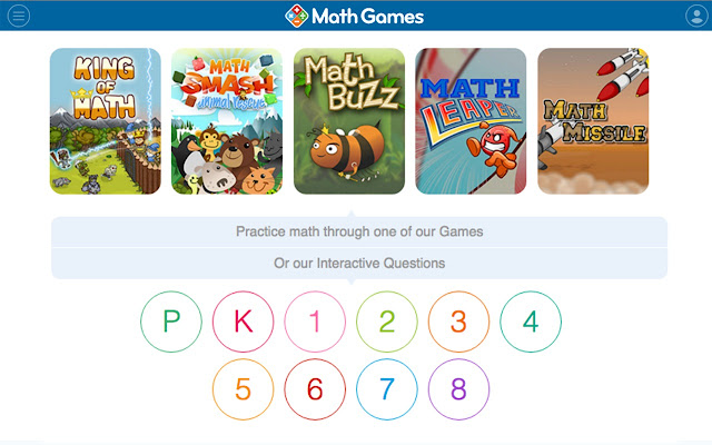 Math Games - Chrome Web Store