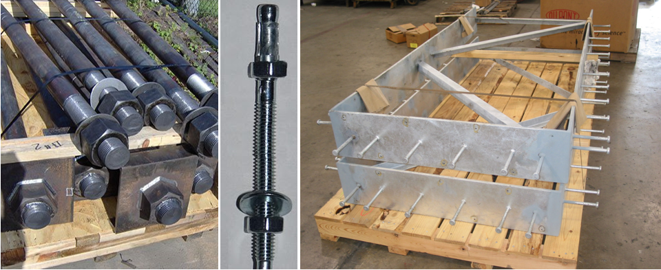 Anchor Bolt Types & Functions