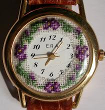 Photo: Particolare delle violette