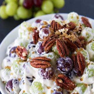 Grape Salad Cool Whip Sour Cream Recipes