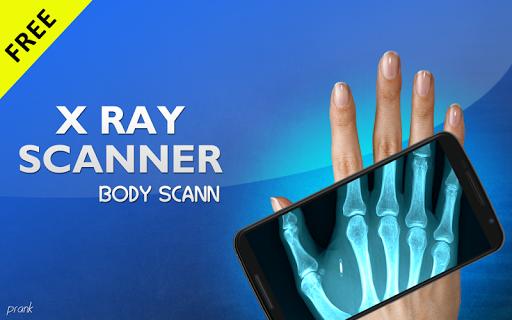 Scanner X Ray Prank