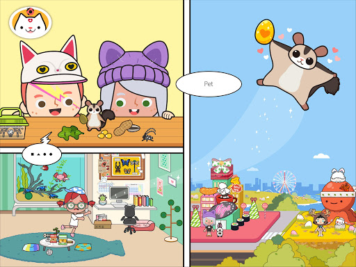 Miga Town: My Pets screenshot 6