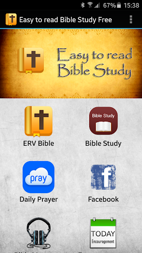 Easy to Read Bible Study Free