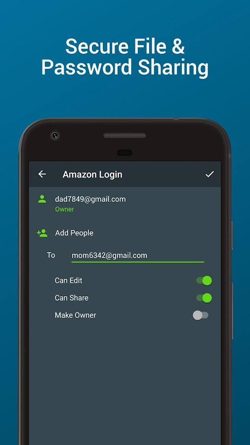 Keeper Password Manager- screenshot