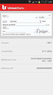 Union Bank Mobile Banking 3