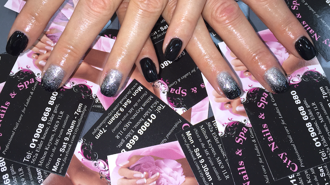 City Nails and Spa - Nail Salon in Milton Keynes