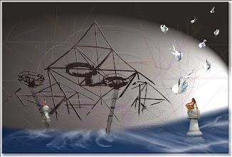 Photo: 2005 08 20 - R 04 09 06 065 w - D 060 - Juchnelda und die Geister auf dem Hügel