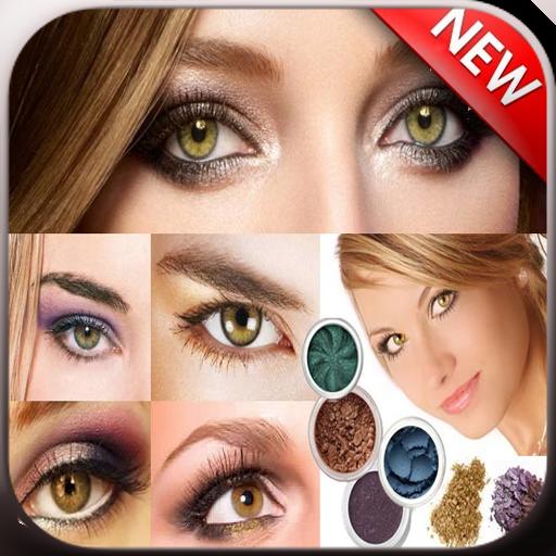 Eyeshadow Makeup Tutorial 遊戲 App LOGO-硬是要APP