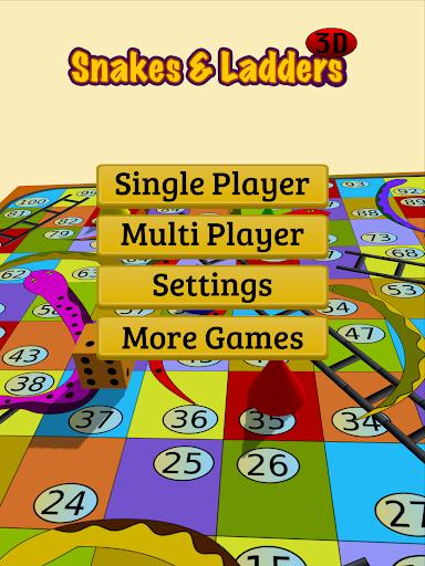 Snakes Ladders 3D 1.0.4 screenshots 9