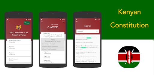Приложения в Google Play – Kenyan Constitution 2010