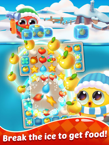 Puzzle Wings: match 3 games android2mod screenshots 4