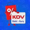 KDV Hesapla - kdv dahil hariç icon