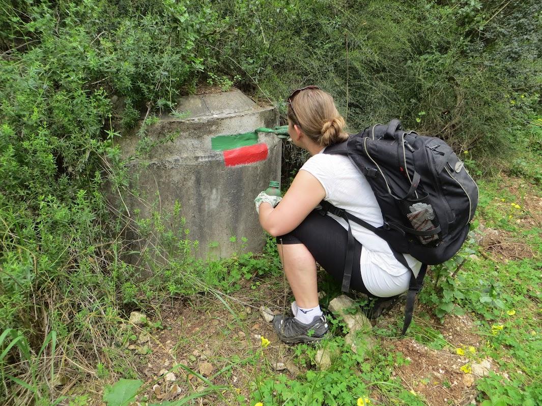 Haifa Wadis Trail
