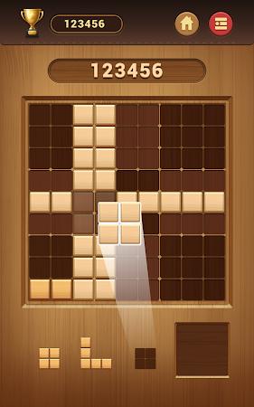 Wood Block Sudoku Game -Classic Free Brain Puzzle v0.5.5