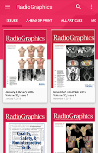 RadioGraphics- screenshot thumbnail