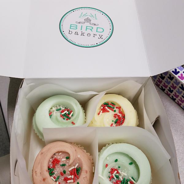 GF Cupcakes. Yum!