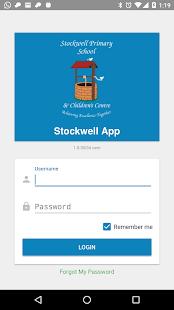 Stockwell App - náhled