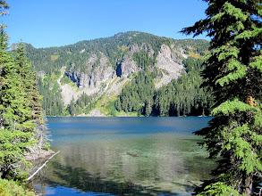 Photo: Mowich Lake