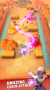 Dashero: Sword & Magic Mod Apk (Free Shopping) 0.0.7 2
