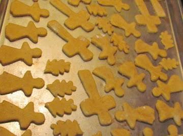 Doggie  Peanut Butter Treats    For Your Furry Friend Recipe
