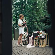 Wedding photographer Alina Verbickaya (alinaverbitskaya). Photo of 19.05.2018