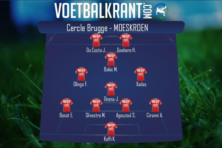 Moeskroen (Cercle Brugge - Moeskroen)
