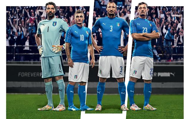 Nazionale Italiana di Calcio Tab