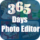 Download 365 days photo Editor : Daily Status for Fb,insta For PC Windows and Mac
