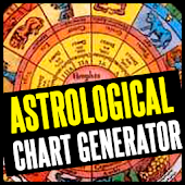 Astrological Chart Generator (Birth Charts Free)