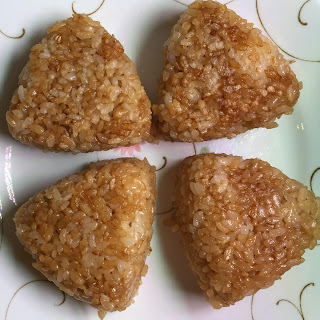 Yaki Onigiri (Pan Toasted Rice Balls) V1 Recipe