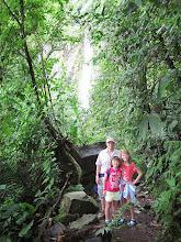 Photo: La Fortuna waterfall hike