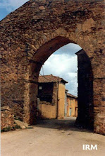 Photo: Y el arco de la Iglesia, nuevamente (Marzo, 1993)