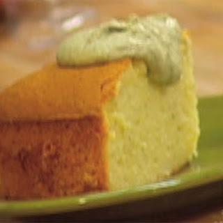 Michael Smith's Olive Oil Cake