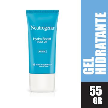 Hidratante Neutrogena hydro boost water gel FPS x 55