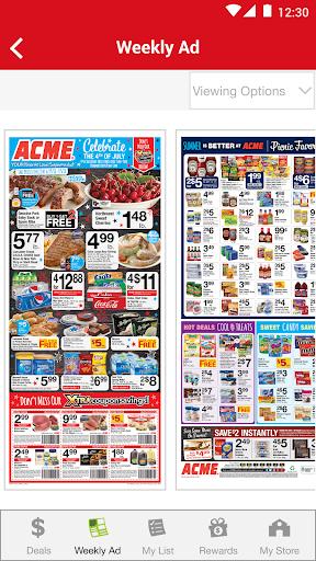 ACME Markets Deals & Rewards cheat hacks