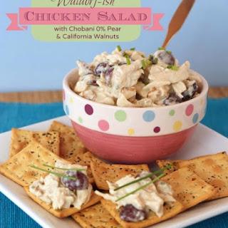 Waldorf-ish Chicken Salad