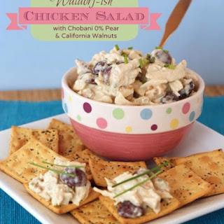 Waldorf-ish Chicken Salad.