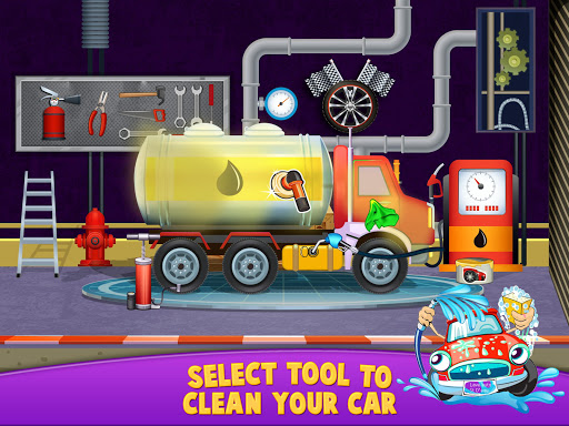 Smart Car Kids Wash Garage Service Station Auto 1.0 screenshots 13